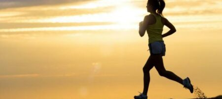 1.berlari (jogging)