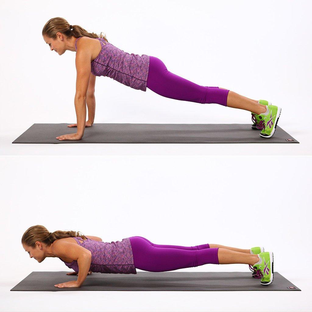 5.push Up Selama 30 Kali