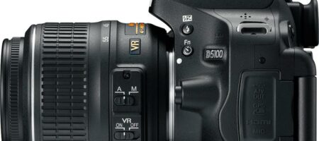 Review Lengkap Kamera Nikon D5100
